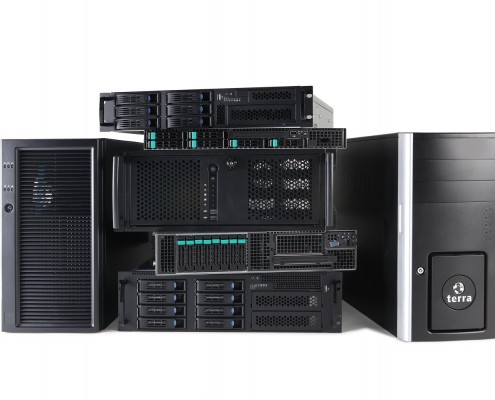 TERRA Server-Systeme