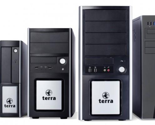 TERRA Workstation-Familie
